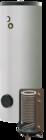 Lämminvesivaraaja kierukalla Austria Email HRS 400 litraa erityisesti lämpöpumpuille