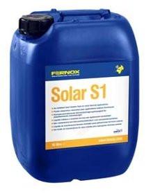 Fernox Solar S1 lämmönsiirtoneste aurinkolämmitysjärjestelmiin