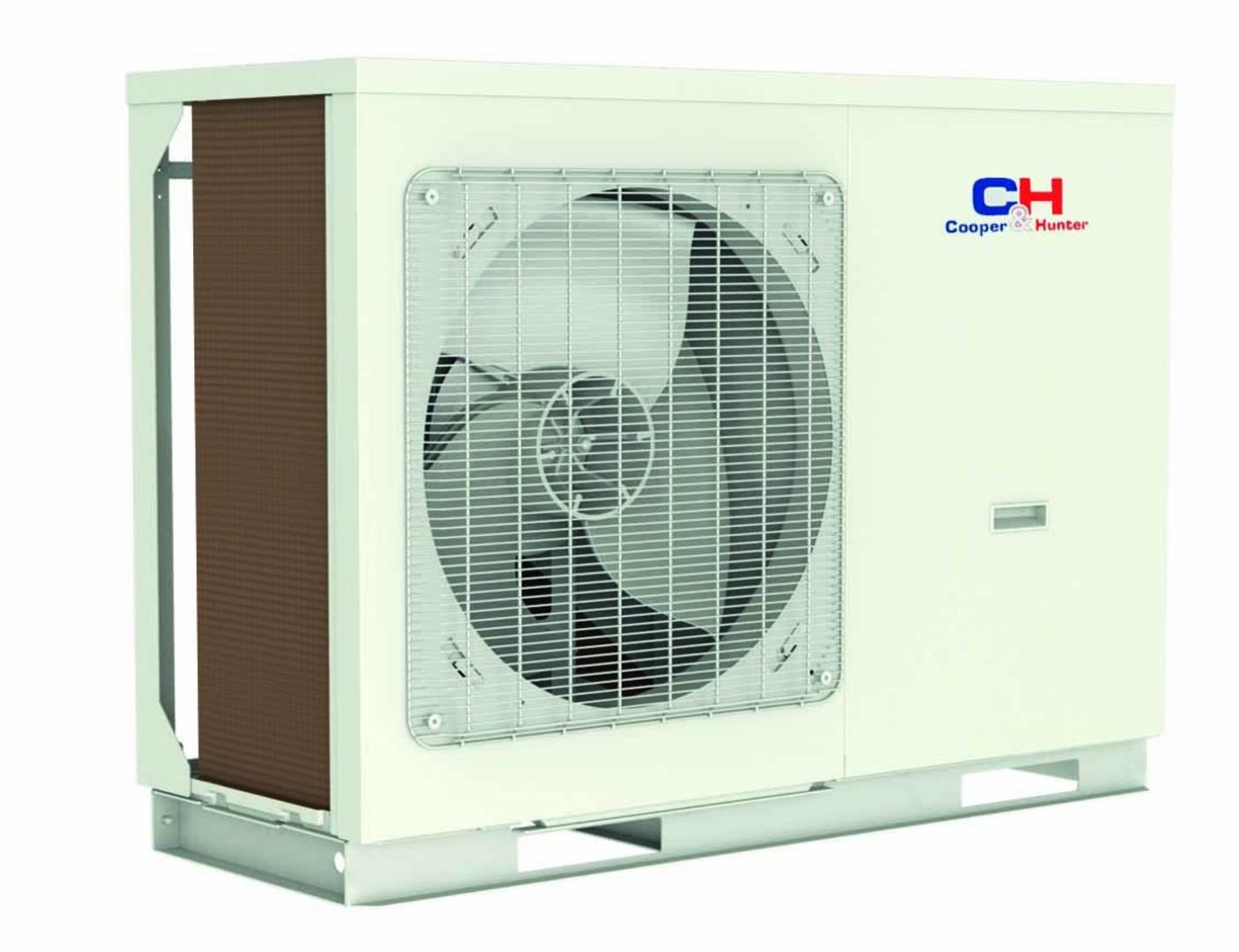 TUOTEUUTUUS: C&H ilma-/vesilämpöpumppu - tehokkuus ja ympäristöystävällisyys samassa paketissa