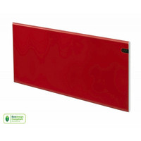 Sähkölämmitin Adax Neo punainen, korkeus 370 mm