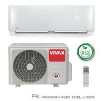 Vivax R-Design 09 - valmis paketti 3 sisäyksiköllä