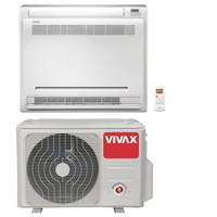 Ilmalämpöpumppu Vivax Consol 12 lämmitys-/jäähdytyskäyttöön