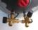 Lämminvesivaraaja käyttövedelle sähköllä ELCO Duro Glass 20 litraa pysty/vaaka-asenteinen