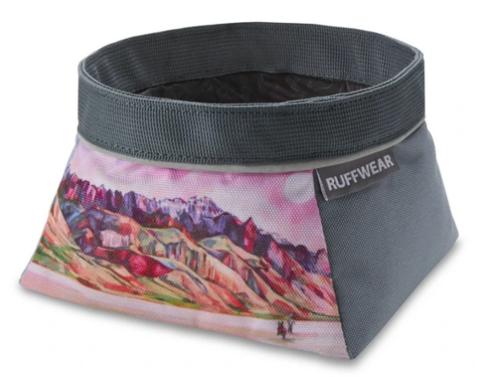 Ruffwear Quencher Bowl Artist Series Alvord Desert