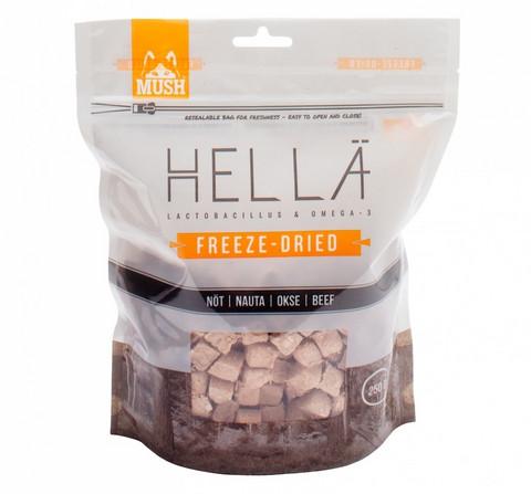 MUSH Hellä Freeze-Dried Nauta