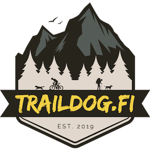 Traildog.fi logo website