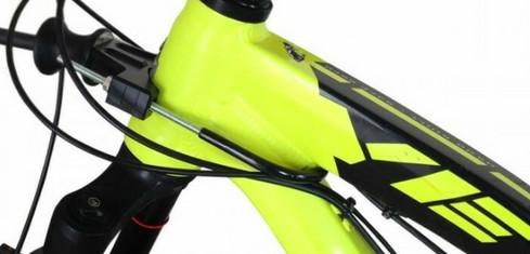 Runkokiinnitteinen vetoadapteri polkypyörään: Inlandsis Bikejor Max UL
