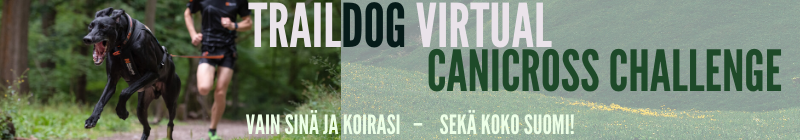 Traildog Virtual Canicross Challenge