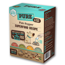 PURE Fish Supper 500g