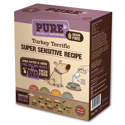 PURE Turkey Terrific 500g