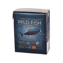 Non-stop dogwear Energy Paté Wild Fish, 375 g