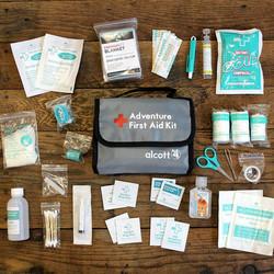 Alcott Adventure First Aid Kit ensiapulaukku