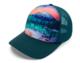 Ruffwear Artist Series Trucker Hat Sparks Lake