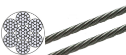 Axaeco Wire Line Wheel Section