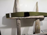 Vihreä kangasvyö 40mm