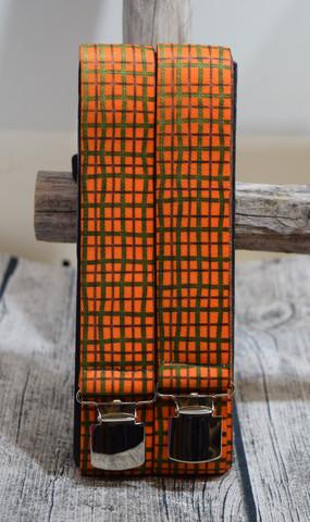Oranssi henkselit 36mm