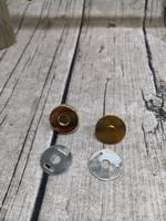 Magneettilukko  kulta 1,2 cm