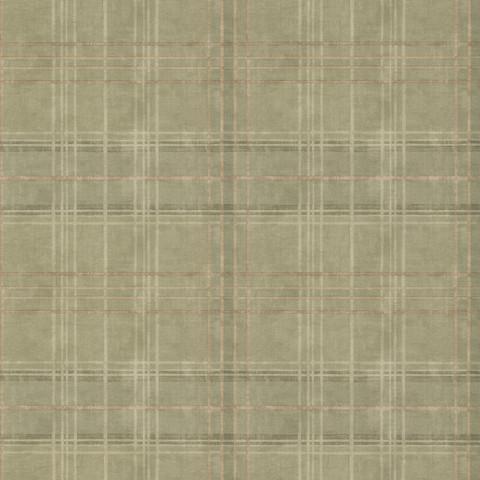 Shetland Plaid - Lovat FG086.R106