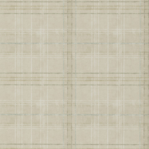 Shetland Plaid - Stone FG086.K102