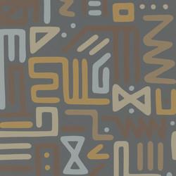 Rain Dance - Charcoal FG087.A103
