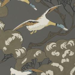 Flying Ducks - Charcoal FG090.A101