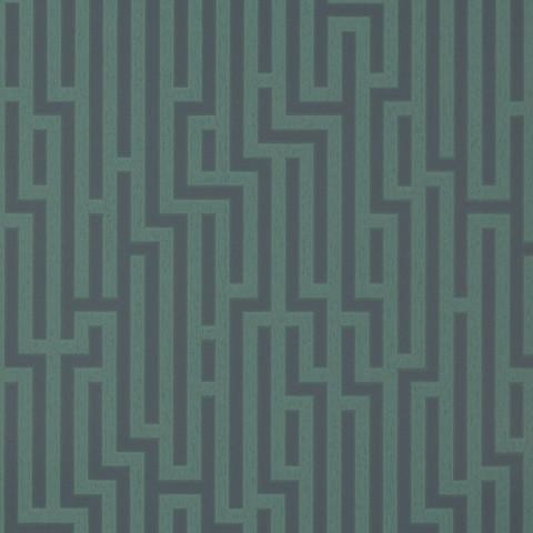 Fretwork - Indigo/Teal BW45007.9