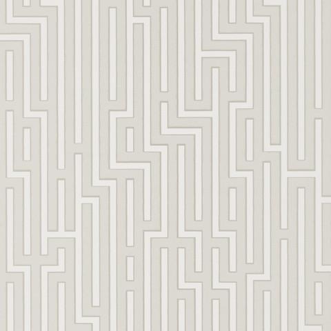 Fretwork - Soft Grey BW45007.8