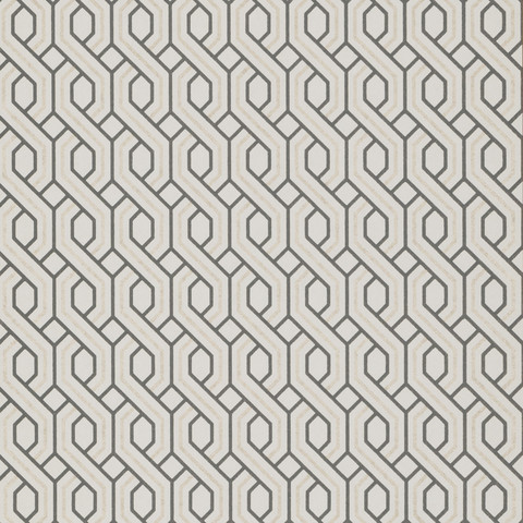 Boxwood Trellis - Charcoal/Bronze BW45082.4