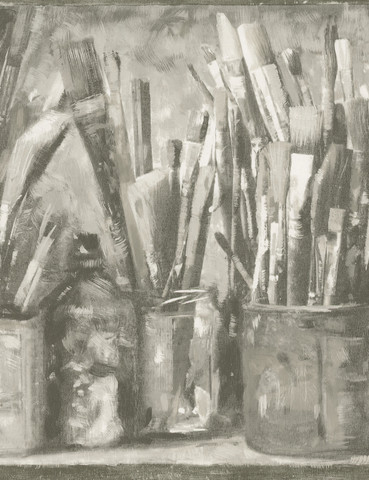 Paintbox Sepia