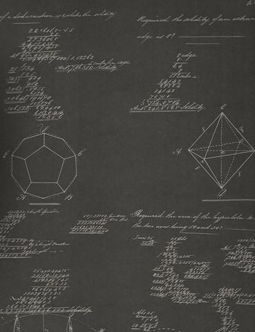 Pythagoras Charcoal