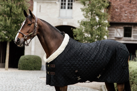 Kentucky Show Rug, musta, koko 160cm