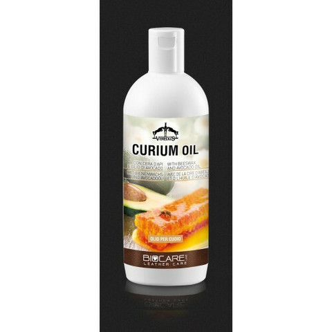 Veredus Curium Oil -nahkaöljy 500ml
