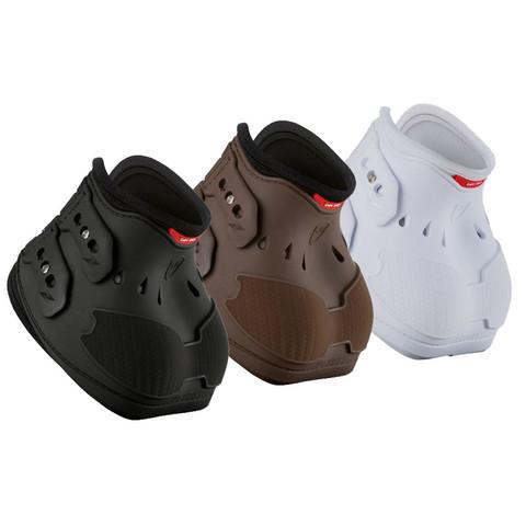 Zandona Carbon Air Heel kantasuojat, musta, koko L/XL