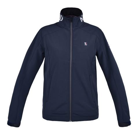 Kingsland Classic Unisex Softshell Jacket, navy