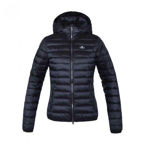 Kingsland Classic Padded Jacket Ladies, tummansininen