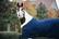 Kentucky Show Rug, navy, koot 140-160cm