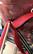 Bucas Dublin -riimu, ruby (punainen), koko x-full