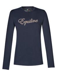 Equiline Lotus pitkähihainen T-paita