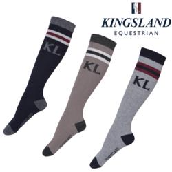 Kingsland Forrest villasekoitesukat, harmaa