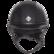 Charles Owen AYR8 Plus Leather Look -ratsastuskypärä, musta, koko 57