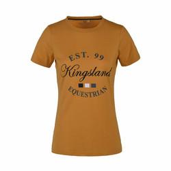 Kingsland Lagda T-paita, keltainen, koko M