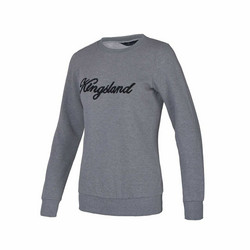 Kingsland Felicity Ladies -collegepaita, harmaa