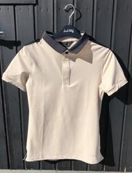 Kingsland Flo Ladies Polo Shirt, beige