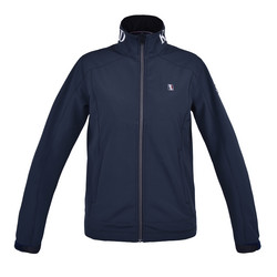 Kingsland Classic Unisex Softshell Jacket, navy