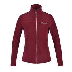 Kingsland Danielle Ladies Fleece Jacket, viininpunainen