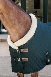 Kentucky Show Rug, tummanvihreä, koko 140cm