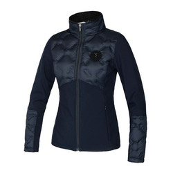 Luna Ladies Insulated Jacket, tummansininen