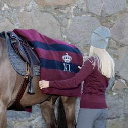 Kingsland Imre Wool Blanket 190 x 210cm