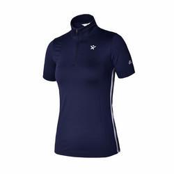 Kingsland Freya naisten tekninen T-paita, navy