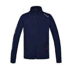 Kingsland Jeri Kids Fleece Training Jacket, navy